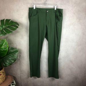 Lululemon ABC Classic Pant Mens Size 40